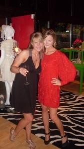 Heidi and Lizzie